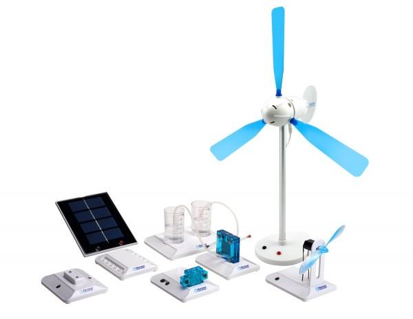 Erneuerbare Energien Experimentierset