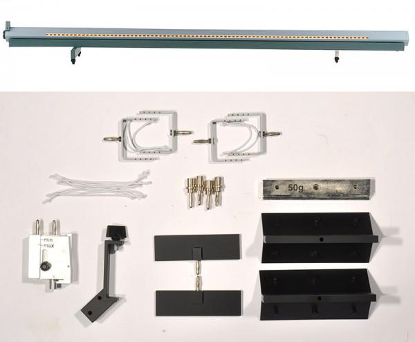 Luftkissenfahrbahn, Basis-Set
