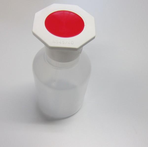 Steilbrustflasche weithals aus PP, 500ml