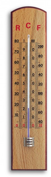 Thermometer R/C/F