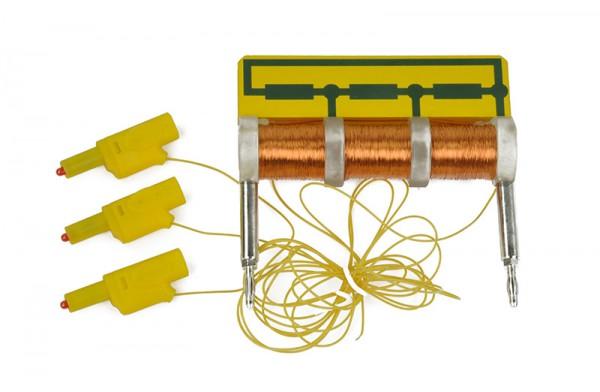 Spulenaufsatz für Linearmotor
