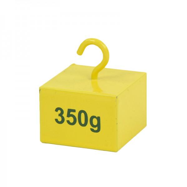 Massekörper 350 g, mit Haken