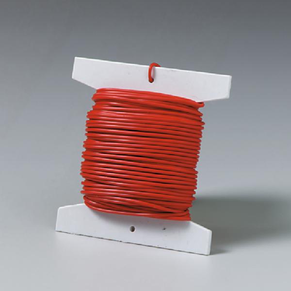 Kupferdraht mit Isolierung, 0,5 mm Ø