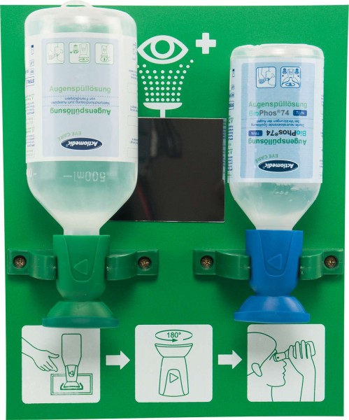 Augenspülstation Double II