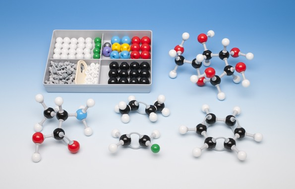 Molymod Molekülbaukasten