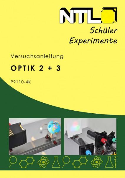 Versuchsanleitung Optik 2+3, SE