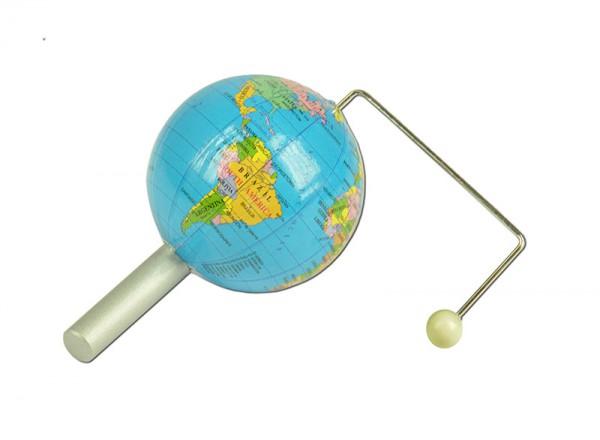 Erde-Mond-Modell