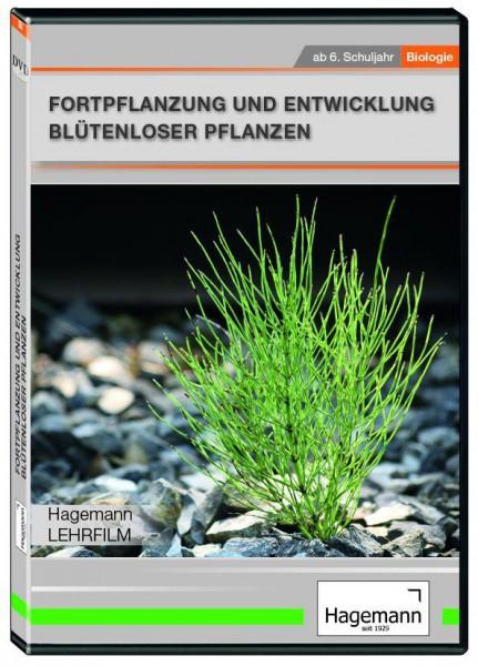 DVD - Fortpflanzung und Entwicklung blütenloser Pflanzen