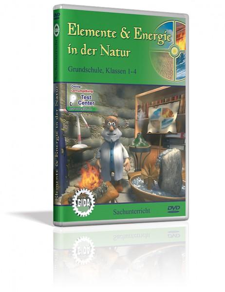 Elemente & Energie in der natur