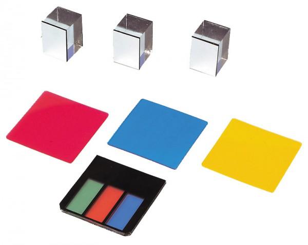 Farbmischung, Gerätesatz SE