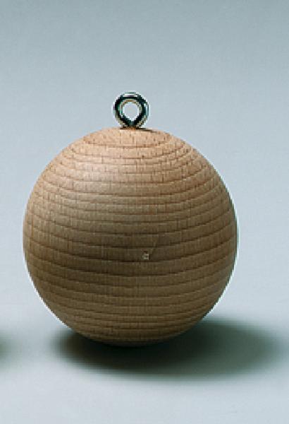 Pendelkugel, Holz, 60 mm Ø