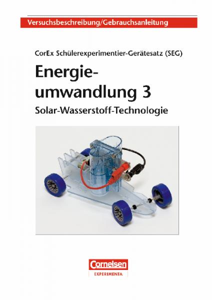 """Versuchsanleitung """"SEG Energieumwandlung 3"""""""