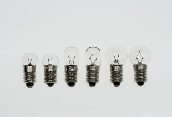 Packung Glühlampen, E10/1,5 V/0,15 A