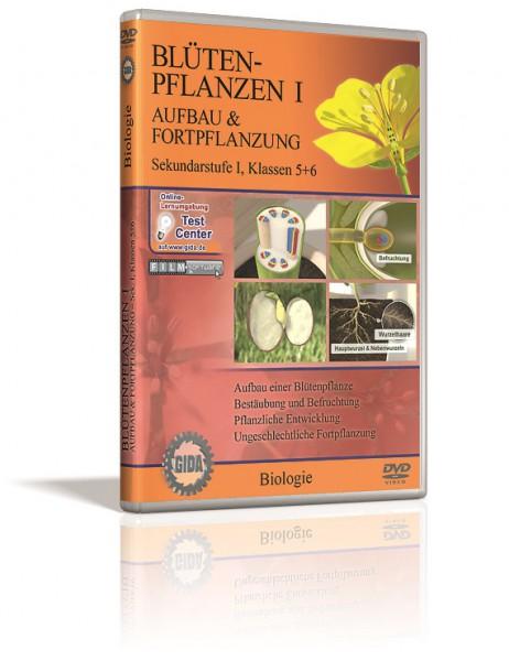 Blütenpflanzen I - DVD