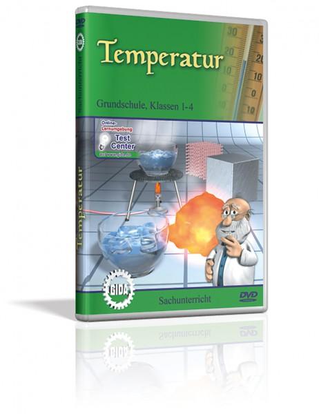 DVD - Temperatur