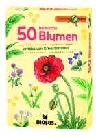 50 heimische Blumen