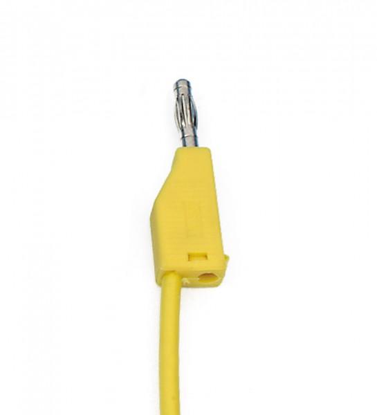 Verbindungsleitung 25 cm, gelb