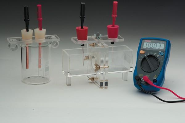 Elektrode aus Reinkupfer