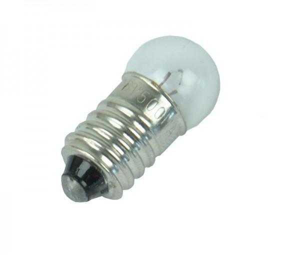 Glühlampe 6 V/0,5 A, Sockel E10