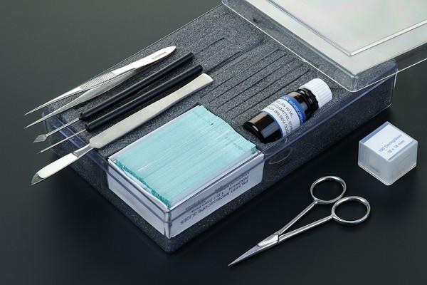 Mikroskopier Kasten