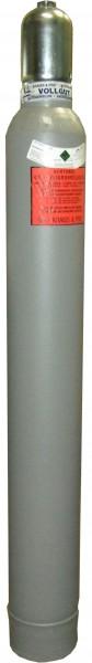 Stahlflasche Kohlendioxid mit Steigrohr für Trockeneis-Herstellung