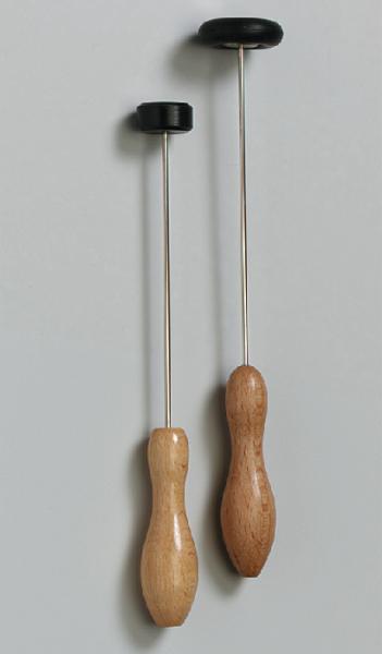 Anschlaghammer, Gummiring