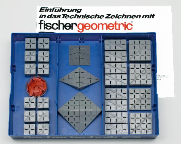 """Lernbaukasten """"fischergeometric 2"""""""