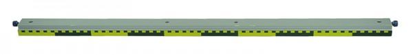 Universalschiene mit Skala und Bohrungen, L=1000 mm