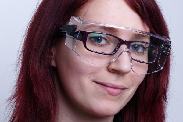 WINLAB Überbrille mit Softbügeln