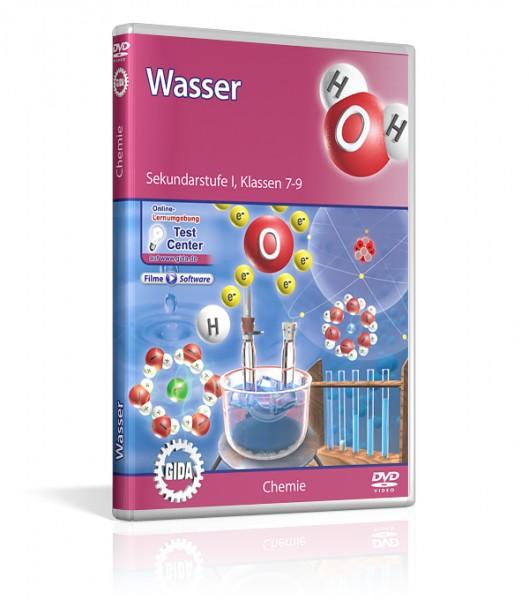 DVD Wasser