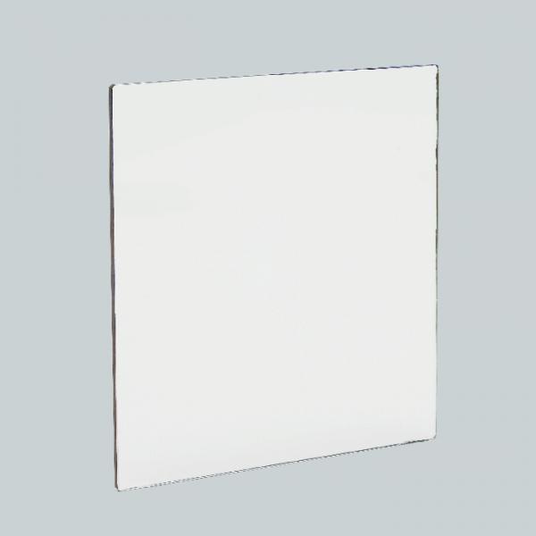 Glasplatte, klar, 90/90/2 mm