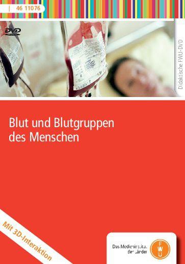 DVD - Blut und Blutgruppen des Menschen