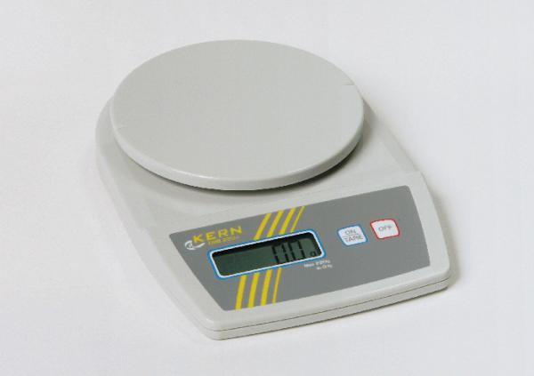 Elektronische Waage, 500:0,1 g