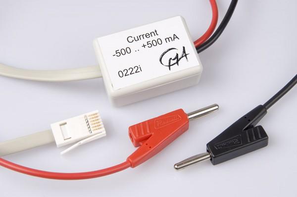 Sensor Strom, ±500 mA