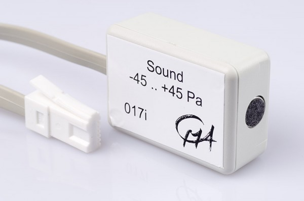 Sensor Schalldruck, ±45 Pa