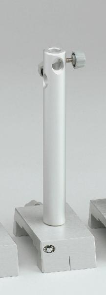 Reiter, H=150 mm, mit 2 Querbohrung