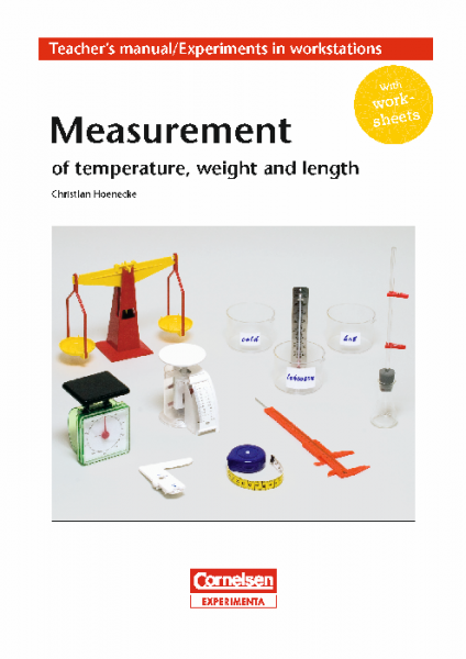 """Experiments in workstations """"Measurement"""""""