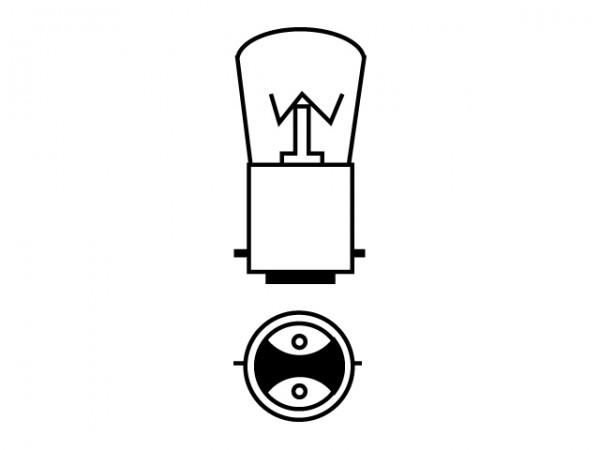 Ersatzlampe Mikroskop HPM 100 (220 V / 20W-25W)