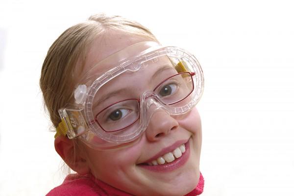 Schüler-Vollsicht-Schutzbrille