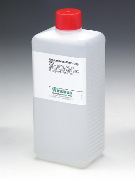 Natriumthiosulfat-Lösung 500 ml