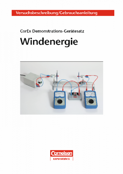 """Versuchsanleitung """"Windenergie"""""""