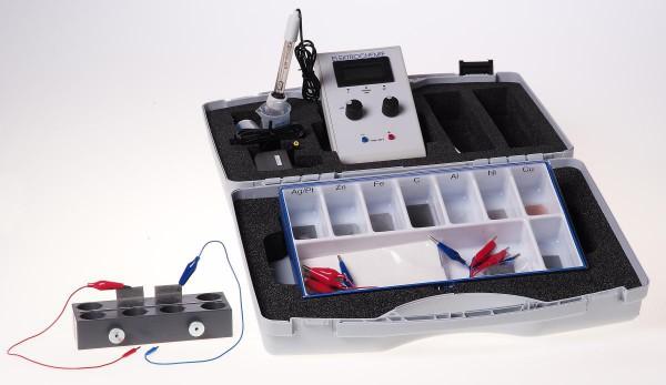 Elektrochemie Koffer