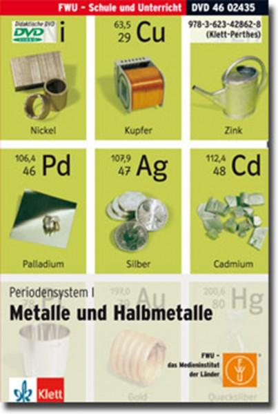 DVD - Periodensystem I - Metalle und Halbmetalle