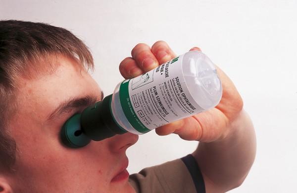 Mobile Augendusche, Kleinflasche, 200 ml