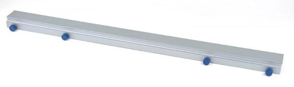Stativschiene, L=750 mm