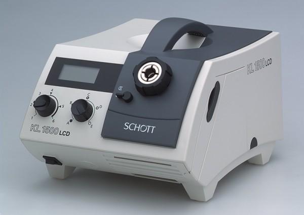 Schwanenhals-Lichtleiter: 2-armig