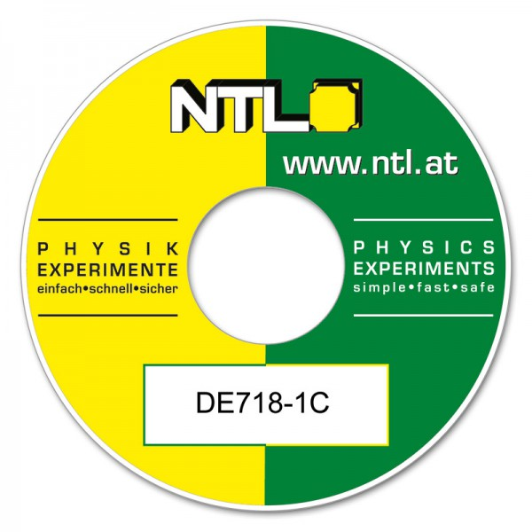 """Versuchsanleitung """"Elektrik S1 - inno"""", CD-ROM"""