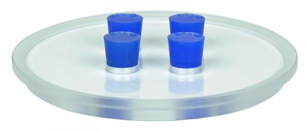 Zusatzdeckel für Kalorimeter