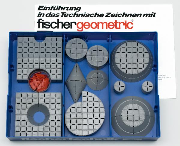 """Lernbaukasten """"fischergeometric 4"""""""