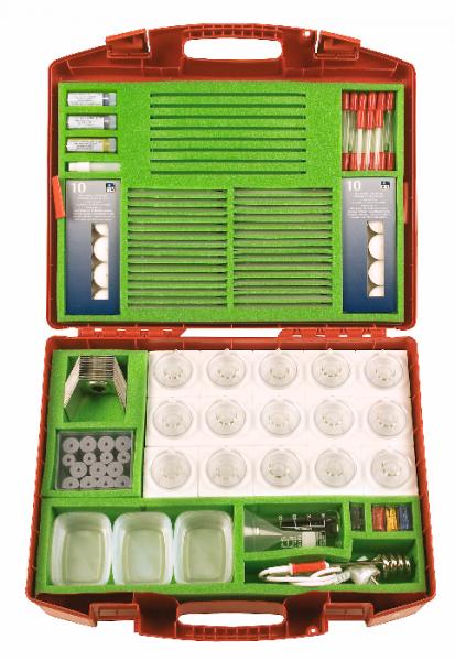 """Experimentierbox """"Wärme"""""""